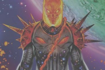 PREVIEW Marvel – Cosmic Ghost Rider Donny Cates & Dylan Burnett