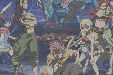 Fairy Tail, that's when there will start the final season of the anime