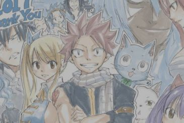 Hiro Mashima announces his new manga, and other works on Fairy Tail!