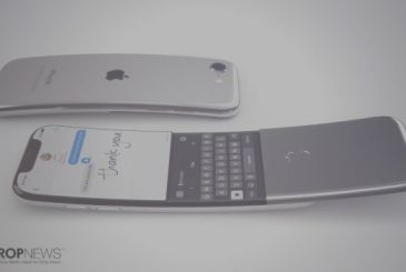"The iPhone ""curved"", there are those who imagine so!"