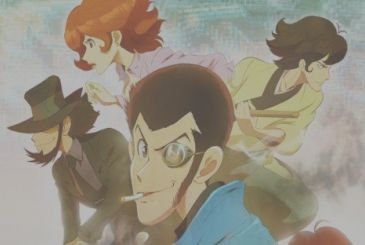 Lupin III: part 5 – Revealed the number of episodes