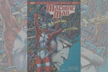 Machine Man by Barry Windsor-Smith | Review