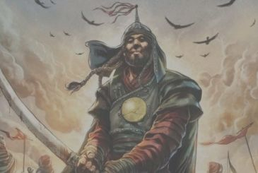 PREVIEW Mondadori Comics: Genghis Khan on the Historica Biographies