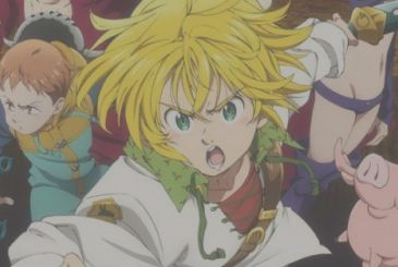 The Seven Deadly Sins: the trailer of the second part of the second season