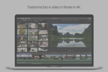 IMovie for Mac update: video previews of the Apps now support iPhone X and certain resolutions of the iPad