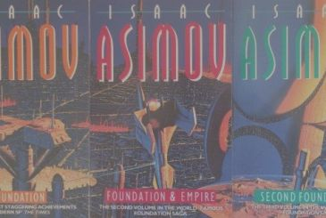 """Apple will make a TV series based on the novels sfi-fi """"Foundation"""" by Isaac Asimov"""