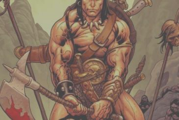 Conan the Barbarian: the Leviathan Labs announces a comic book, the all-Italian