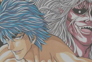 Information on the new one-shot manga by Mitsutoshi Shimabukuro (Toriko)