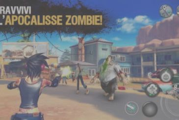 DEAD END – Zombie MMO game, available in the App Store the new free game of Gameloft
