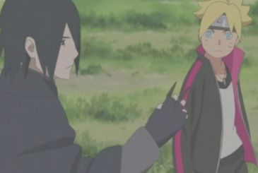 Boruto – Naruto the Next Generations: previews and trailers of the 54th episode [SPOILER]