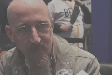 Napoli Comicon 2018: Brian Azzarello guest of the event