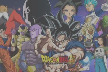Dragon Ball Super – The Movie: second update of the poster