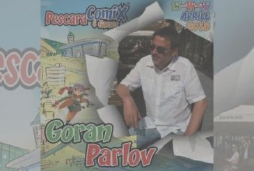 Interview with Goran Parlov | Pescara Comix 2018