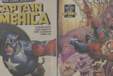 Marvel comics – FCBD: Captain America and Spider-Man, between politics and sitcoms