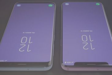 After a lot of irony, the Samsung still looks at home on the Apple also filed the patent of a smartphone with the... the notch!