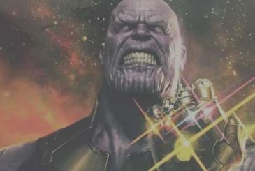 Avengers: Infinity War – The origins of Thanos will be told in a novel