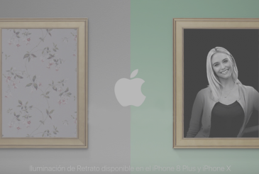 The environment, the Portrait and the App Store. The three new spots Apple
