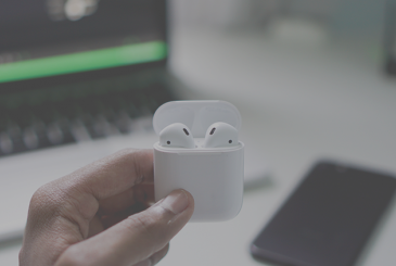 The housing of the AirPods could become a speaker Bluetooth