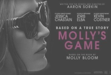 Molly's Game Aaron Sorkin | Review preview