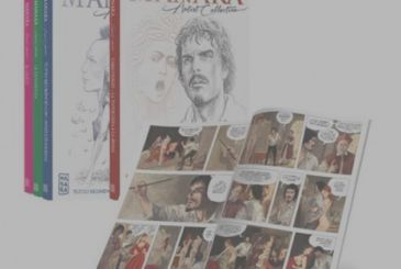 Manara Artist Collection on sale with the Gazzetta and Corriere della Sera