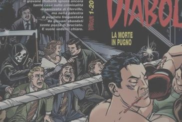 A PREVIEW of The Great Diabolik: The Death Punch