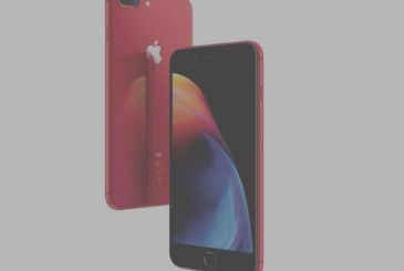 IPhone 8 Plus (PRODUCT)RED on offer on Amazon to 839€