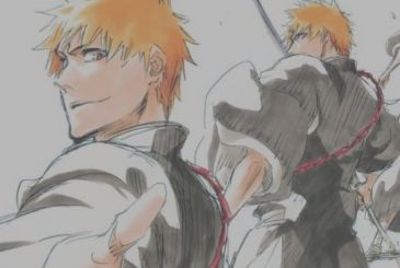 Bleach: new posters and the teaser poster for the live action film with Ichigo Kurosaki