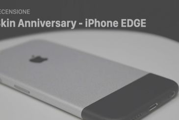 Review Skin CosmoTech Anniversary, which turns your iPhone into a perfect iPhone EDGE!