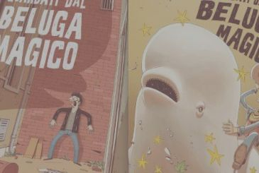 PREVIEW – BAO Publishing: Watched from the Beluga, the Magic of Daniel's face and Neck