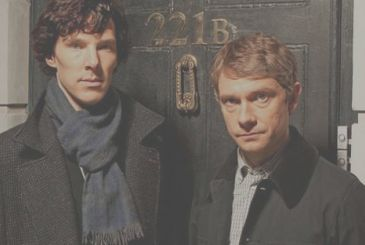 "Sherlock: Benedict Cumberbatch considers ""pathetic"" attitude of Martin Freeman to the series"