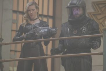 The Flash: comes Black Siren of Earth-X, and back to Citizen Cold