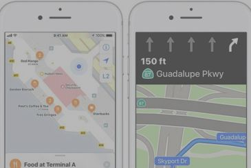 Maps: Apple introduces the indication of the lane in the Czech Republic, Finland, Hungary, Ireland and Poland