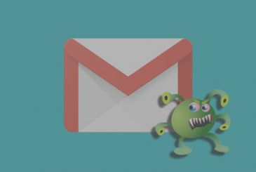 Some Gmail users are receiving spam messages that are sent from... themselves!