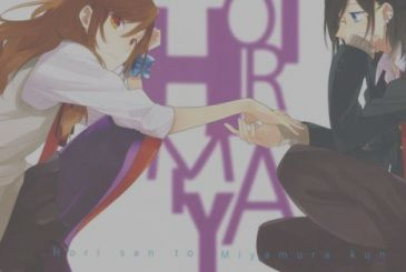 J-POP offers the preview free of Horimiya and Wonderland