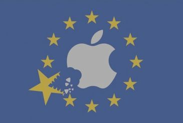 Taxes not paid in Europe, Apple will start to pay $ 13 billion in may