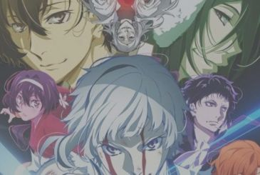 Bungo Stray Dogs – Dead Apple, the animated movie premiered at Napoli Comicon