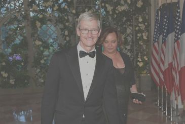 Tim Cook, state dinner at the White House and private meeting with the president Trump