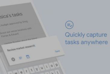Google Tasks is available in the App Store the native application for managing their activities