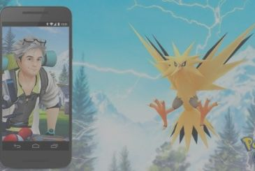 Pokemon GO – Zapdos, as a reward of the research on the field