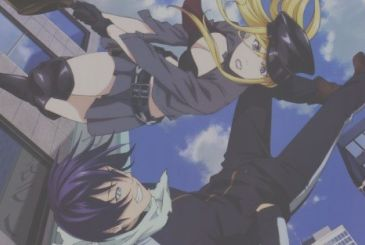 Noragami, resumes the manga Adachitoka