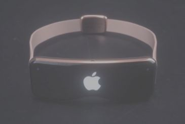 Apple is working on a viewer AR/VR wireless with two display 8K