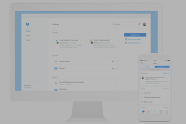 With Dropbox Paper you can create your own custom templates