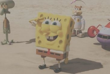 SpongeBob – title and release date of the upcoming movie