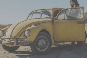 Bumblebee – first look at CinemaCon