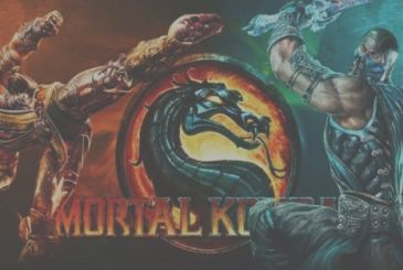 Mortal Kombat: early in the episode eleven?