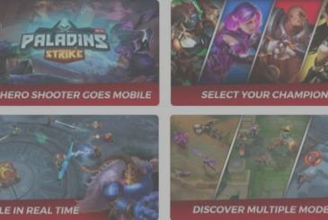 Paladins Strike: take control of the kingdom with your paladin preferred
