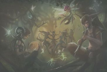 The Faerie Ring: the world of the fairies for Dungeons and Dragons 5e and Pathfinder