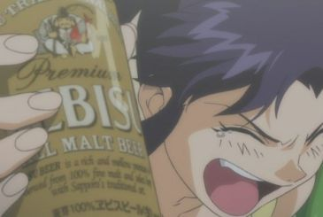 7 anime characters who love alcohol