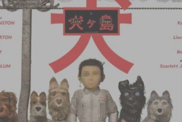 Isle of Dogs Wes Anderson: the symmetry of love – Napoli Comicon 2018