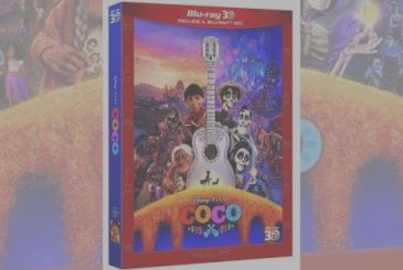 Coco and the power of memories blu-ray Review home video